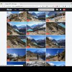 photos of running in nepal